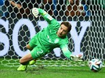 Ready: Krul says 'when I started my warm up the whole bench was confused about what was going on'