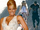 Preparations underway for Jessica Simpson's wedding at San Ysidro Ranch as her sister Ashlee is spotted arriving