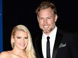 I Do: Jessica Simpson and her long-time love Eric Johnson will tie the knot on Saturday in California at a rustic-chic wedding