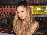 Making history: Ariana Grande is the first artist to hit the UK No. 1 spots based on both streaming and sales figures