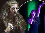 'I must have eaten something weird': Lorde is forced to leave the stage in Perth just 25 minutes after kicking off her postponed Australian tour - but manages to battle on