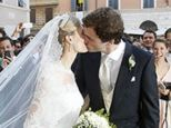 Prince Amedeo and Elisabetta wedding