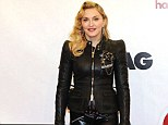 Late arrival: Madonna, pictured last year, reported for jury duty on Monday in New York City