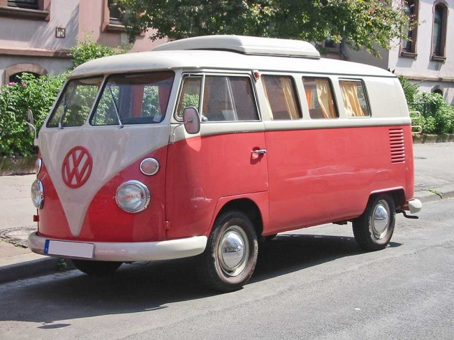 Steve Jobs Insanely Great VW Microbus (Van)