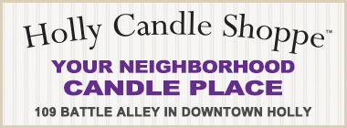Holly Candle Shop