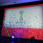 The emblem for the FIFA Club World Cup Morocco 2013 was unveiled in Casablanca
