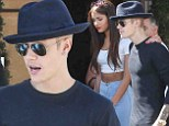Justin Bieber seen out with model 'friend' Yovanna Ventura for the first time in over two months as she calls him the 'sweetest guy ever'