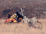 Crash: An a report into the Black Hawk found that a flock of geese, startled by the noise, struck the helicopter, breaking through its windscreen and colliding with the pilots