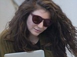 No meet and greet: Lorde snubs crowd at Sydney airport on Wednesday