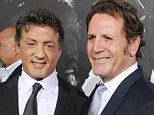 Sylvester Stallone's younger brother Frank, 63, checks into rehab for alcohol addiction to 'focus on his health and well-being'