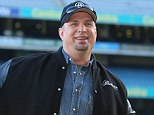 Comeback: Garth Brooks
