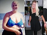 Obese carer lost 10 STONE after being inspired by glamour model sister