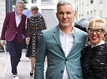 Baz Luhrmann and Catherine Martin