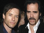 'I was hooked on it': Guy Pearce reveals heavy marijuana addiction which saw him smoke pot 'all-day everyday' until musician Nick Cave pulled him 'out of it'