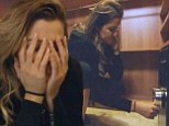 Khloe Kardashian breaks down after discovering $250K in jewellery has been stolen from her home in new KUWTK preview