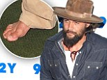 Game Of Toes! Former Thrones star Jason Momoa goes barefoot as he arrives to screening of his new film