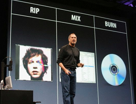 iTunes Music Store Introduction Keynote