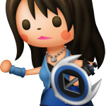 Rinoa run 150x150 E3 2014 Theatrhythm Final Fantasty: Curtain Call (3DS) Box Art, Artwork, Concept Art, Screenshots, & Trailer