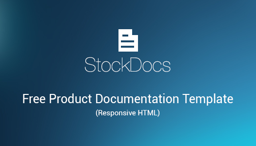 StockDocs Document Template