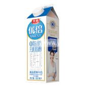 光明优倍高品质脱脂鲜奶(0脂无胆固醇)950ml