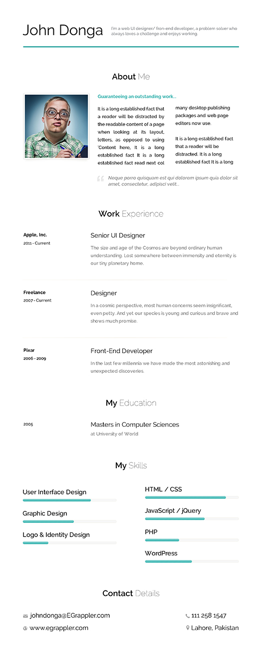 resume-template