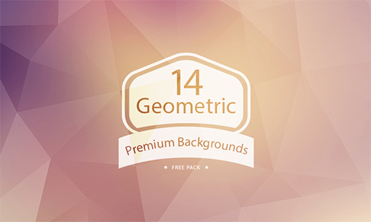 Free-Download-14-Geometric-Backgrounds