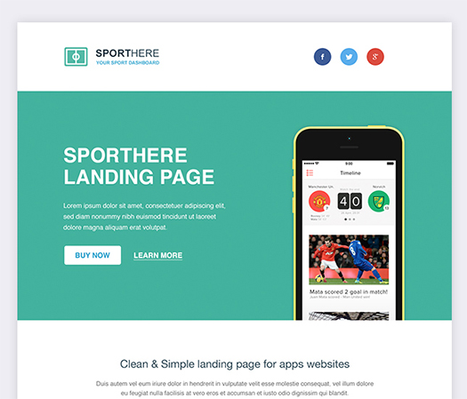 Free-Responsive-HTML-CSS-Template-SportHere-Template