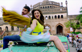 Parineeti Chopra, Aditya Roy Kapoor in Daawat-e-Ishq