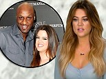 Khloe Kardashian: 'Lamar cheated with another woman on my birthday, and I lied to cover for him'