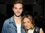 Talent: Maison Martin Margiela's head designer is Matthieu Blazy, 30, pictured here at a party in 2012 with actress Sarah Jessica Parker