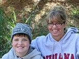 Carla Gilliland and her 15-year-old son Parker Gilliland-Wampler were found dead in their burning Ellettsville, Indiana home Thursday morning