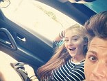 Road tripping: The adorable pair have been documenting their dates on Instagram