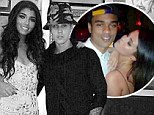 Making each other jealous? Justin Bieber enjoys 'dinner for 2' with Yovanna Ventura... after Selena Gomez gets cosy with hunky male model