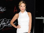 Ashley Benson won a restraining order against former Warner Brothers security guard James Gorton jnr