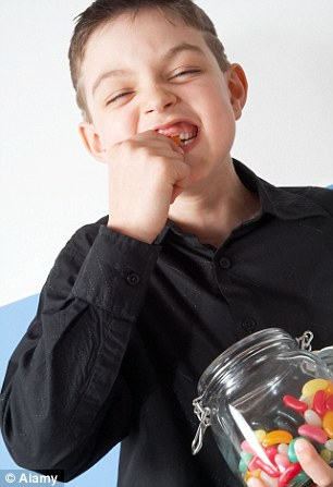 The high level of extractions is being blamed on children consuming too many sweets and soft drinks