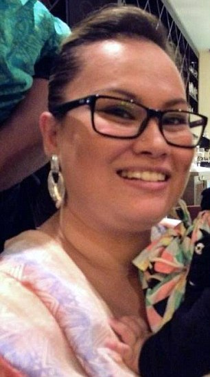 Sydney mother Artilina Castanares posted details of her gruesome discovery on Facebook