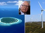 Rupert Murdoch is adamant that Australia does not need to invest in windmills and 'all that rubbish'