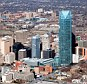 Huge increase: Oklahoma City and the state of Oklahoma now experience more earthquakes a year than California