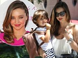 I'm not looking for 'the one': Miranda Kerr says she's happy being single as she shuns love to focus on her career and motherhood