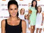 Protective order: Angie Harmon sought and received a protective order on Monday against a female transient