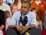 Give him the boot: A third of Americans think Congress should formally bring charges against President Barack Obama