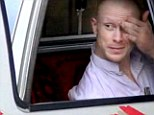 Return to duty: This is Sgt. Bowe Bergdahl six weeks agi at his handover by the Taliban to US forces. He will now resume his military duties on Monday according to The New York Times