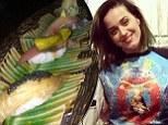 Katy Perry Sushi