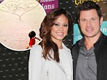 Pregnant again! Nick Lachey announces wife Vanessa Minnillo is expecting baby girl... one week after ex Jessica Simpson ties knot