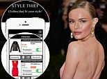 kate bosworth launches new apple app style thief