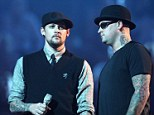 'We are done'! Joel Madden reveals he and twin brother Benji once had such a bad fight they trashed a hotel room and nearly destroyed their close relationship
