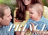 The Duke and Duchess of Cambridge appear on the cover of the August edition of American Vanity Fair