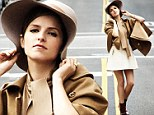 Oscar-nominated actress Anna Kendrick, 28, is in the middle of one of her busiest years yet with six films scheduled for release in 2014. In Glamour's August issue, she models the sixties-inspired mini trend and opens up about filming Pitch Perfect 2, and why she's okay not being on the Most Beautiful list
