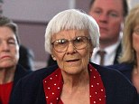Hitting back: Extremely private author Harper Lee, 88, has released a statement saying she did not cooperate with a new book about her life