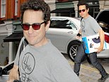 May the force of Chiltern Firehouse be with you: Star Wars director J. J. Abrams leads the pack at celebrity hot-spot